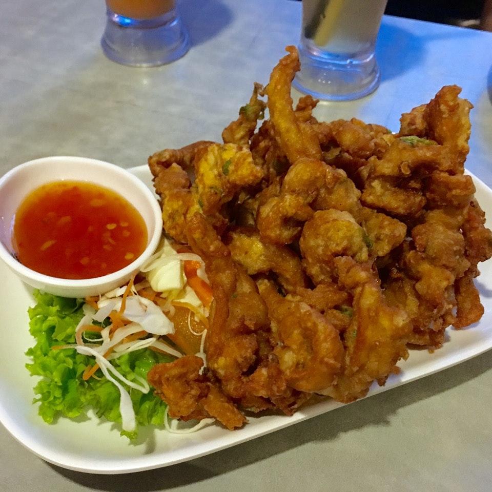PORN'S Sexy Thai Food (Liang Seah Street)