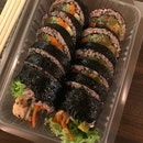 Seoul Roll • Black Pepper Duck Roll