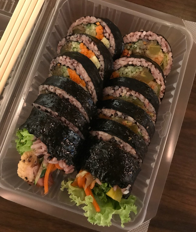 Seoul Roll • Black Pepper Duck Roll