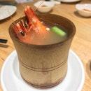 Bamboo Herbal Prawn