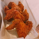 Soya (Ganjang) Fried Wings