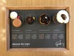 Single Origin Chocolate Pastries Platter