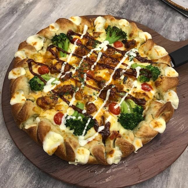 Cheesy Maru Oppa - Double Cheese Twist