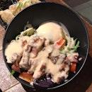 Hararu's Chicken Caesar's Salad