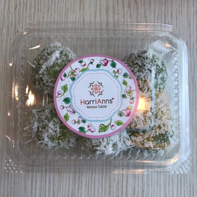 Ondeh Gula Melaka