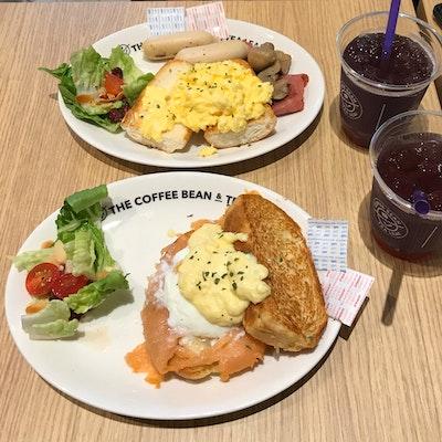 The Coffee Bean Tea Leaf Scape Burpple 30 Reviews Somerset Singapore