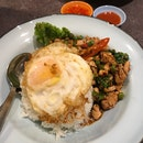 Kra Pow Chicken