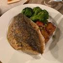 Pan-Roasted Seabass