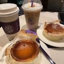 Basque Burnt Cheesecake & Spanish Latte