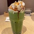 Maccha Kuromitsu Latte