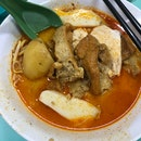 Curry Chicken Bee Hoon