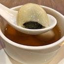 Black Sesame Tangyuan