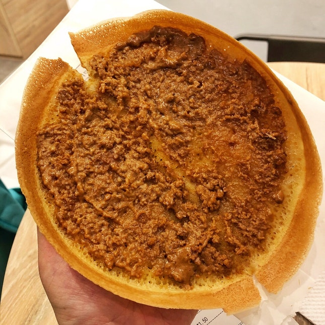 Speculoos Pancake