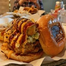 Tried the burgers from Seven & Ate and we truly enjoyed them.