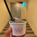 Black Sesame Paste Ice Cream ($3.90)
