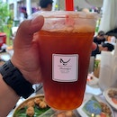 Lychee Tea with Lychee Pops