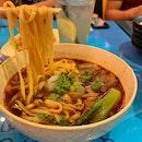 Beef Mala Noodles