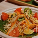 Thai Papaya Salad ($6.50)