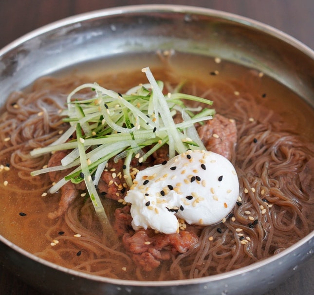 Cold Noodles ($10)