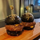 Charcoal sliders ($98++ Set Meal)