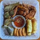 Thai Mixed Platter