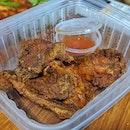 Belachan Chicken Wings