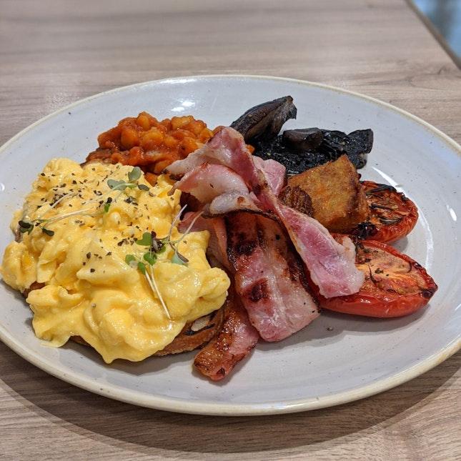 Common Man Full Breakfast