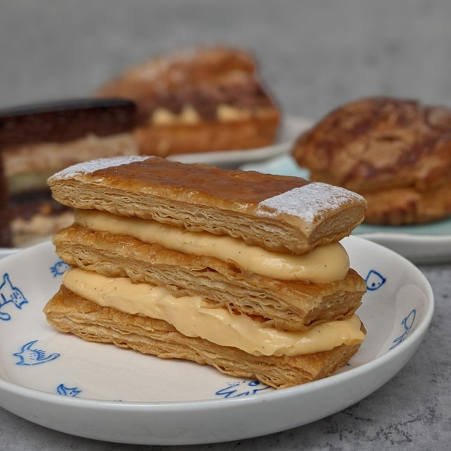 Mille Feuille ($9.50)