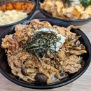 Hakka Black Beef Rice Bowl ($10.90)