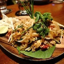 One of my friends had a Pad Thai craving and so we ordered the crab Pad Thai to share.