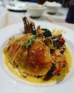 Butter crab!