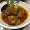 Curry pai kuat or pork ribs.