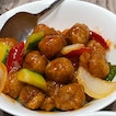 Can't go wrong with sweet and sour pork with kids.