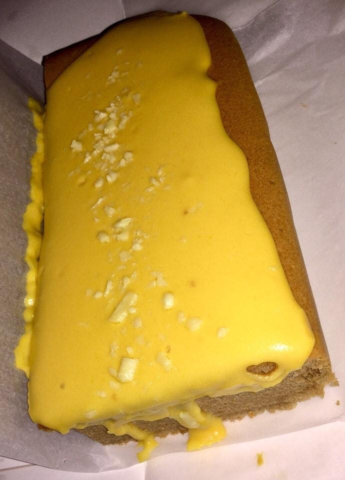 Cheese Earl Grey Castella Cake  $15