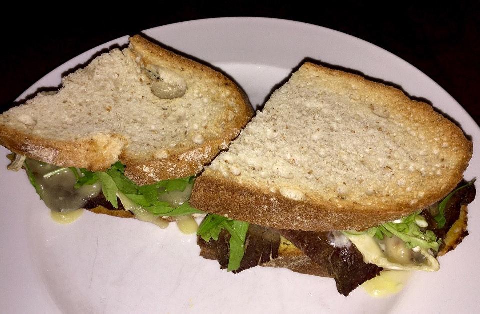 Roast Beef Sandwich  $15