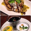 古法雞蛋仔•楊枝甘露•椰汁銀杏芋泥•龜苓糕