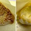 Honey Roasted Chicken & Yam with Salted Egg Yolk  $3/$2.50