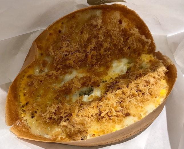Chicken Floss & Egg  $4.50