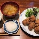 チキン南蛮 定食  $28