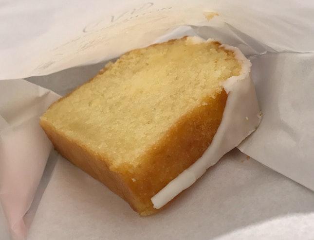 Lemon Cake  $4.50