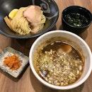 蟹つけ麺  $17.80