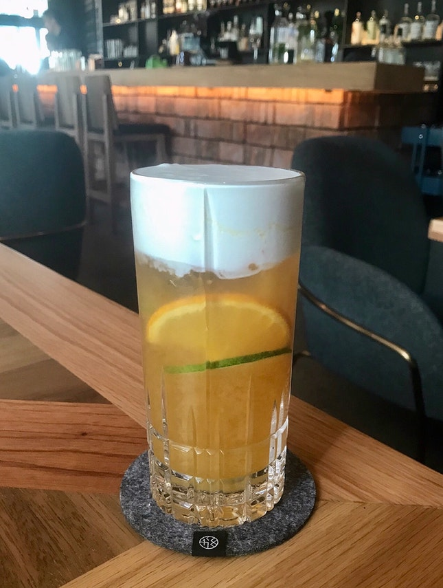 Long Island Cheese Tea  $9.50