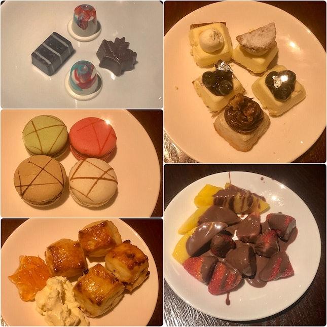 Artisanal D9 Desserts