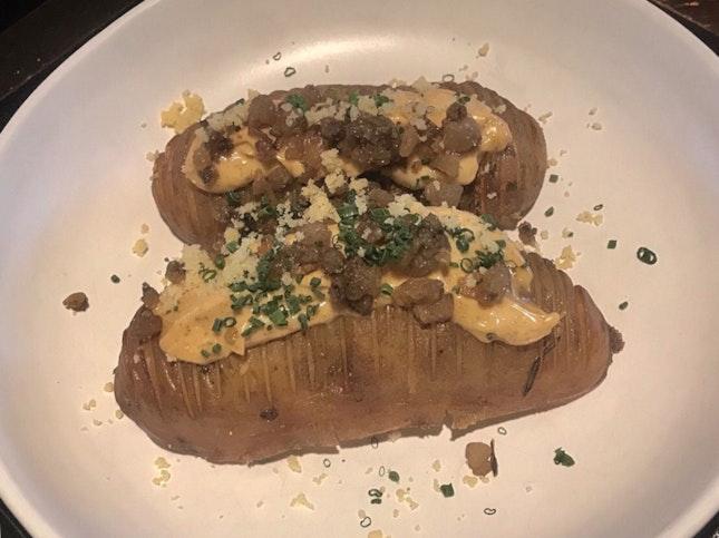 Spicy Potatoes  $16