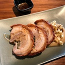 Slow roasted Dingley Dell pork belly  $29