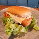 Crispy Fish Sandwich  $12