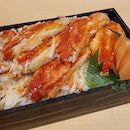 King Crab Meat Bento  $42