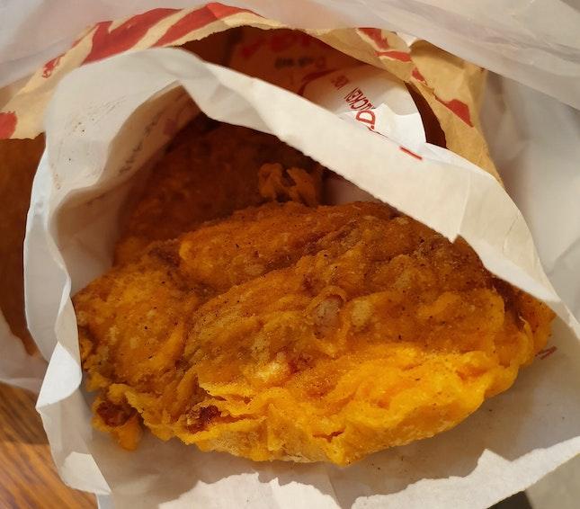 天王雞排  $6.90