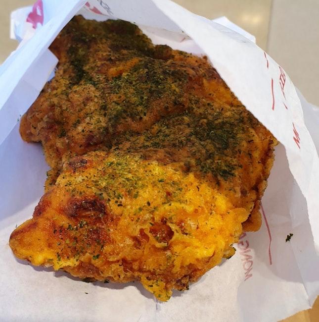 苔客雞排  $6.90