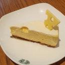 Say Cheese Mango Cheesecake  $6.90